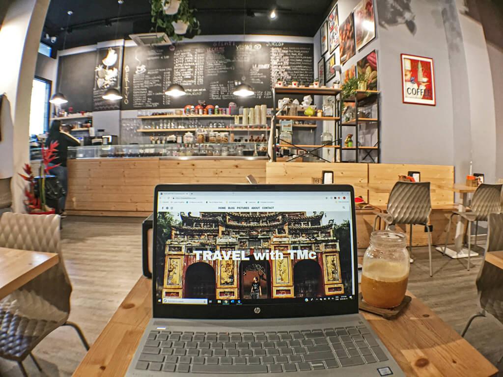 Travel with TMc Working Website Around the World