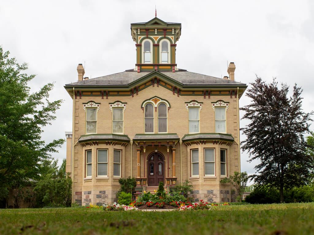Baden's Castle Kilbride in Ontario Canada