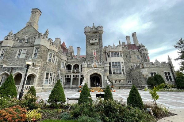 Visit Casa Loma for Toronto Attractions Week